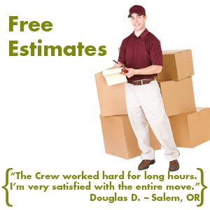 Moving Services, Portland, Salem, and Eugene, OR, All Around Movers, Moving Quotes, Free Estimates, Piano Moving, Furniture Mover